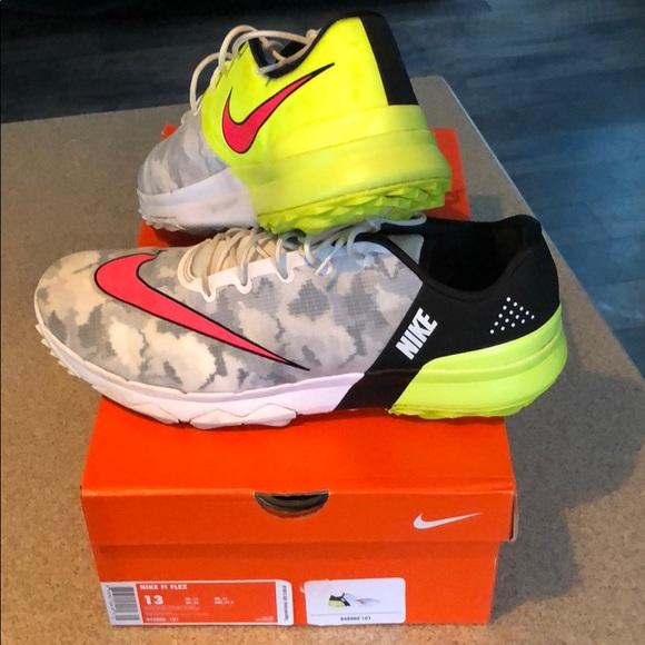 2fd07d600e1c Men s Nike FI Flex Golf Shoes. M 5af41cd6d39ca254689361a0